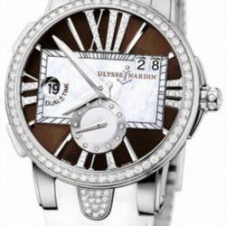 Ремонт часов Ulysse Nardin 243-10B-3C/30-05 Executive Dual Time Lady Executive в мастерской на Неглинной