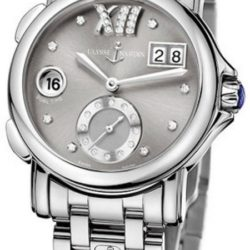 Ремонт часов Ulysse Nardin 243-22-7/30-02 Dual Time Ladies GMT Big Date 37mm в мастерской на Неглинной