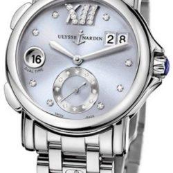 Ремонт часов Ulysse Nardin 243-22-7/30-07 Dual Time Ladies GMT Big Date 37mm в мастерской на Неглинной