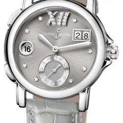 Ремонт часов Ulysse Nardin 243-22/30-02 Dual Time Ladies GMT Big Date 37mm в мастерской на Неглинной