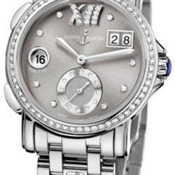 Ремонт часов Ulysse Nardin 243-22B-7/30-02 Dual Time Ladies GMT Big Date 37mm в мастерской на Неглинной