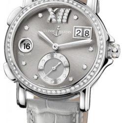 Ремонт часов Ulysse Nardin 243-22B/30-02 Dual Time Ladies GMT Big Date 37mm в мастерской на Неглинной