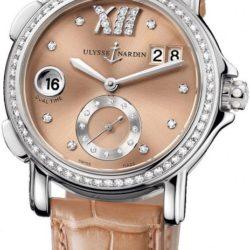 Ремонт часов Ulysse Nardin 243-22B/30-09 Dual Time Ladies GMT Big Date 37mm в мастерской на Неглинной