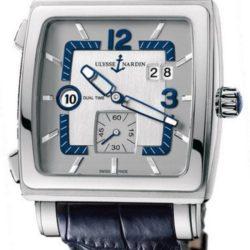 Ремонт часов Ulysse Nardin 243-92/601 Quadrato Quadrato в мастерской на Неглинной