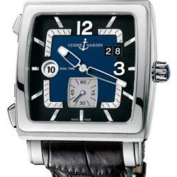 Ремонт часов Ulysse Nardin 243-92/632 Quadrato Quadrato в мастерской на Неглинной