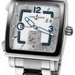 Ремонт часов Ulysse Nardin 243-92CER-7M/601 Quadrato Quadrato в мастерской на Неглинной
