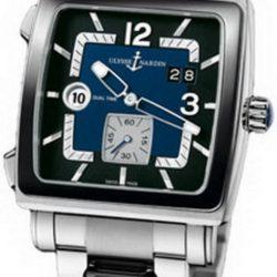 Ремонт часов Ulysse Nardin 243-92CER-7M/632 Quadrato Quadrato в мастерской на Неглинной