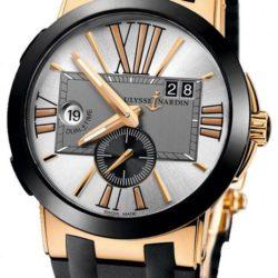 Ремонт часов Ulysse Nardin 246-00-3/421 Executive Dual Time Executive Dual Time 43mm в мастерской на Неглинной