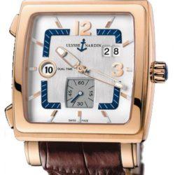 Ремонт часов Ulysse Nardin 246-92/600 Quadrato Quadrato в мастерской на Неглинной
