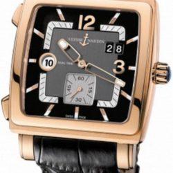 Ремонт часов Ulysse Nardin 246-92B/692 Quadrato Quadrato в мастерской на Неглинной