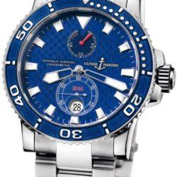 Ремонт часов Ulysse Nardin 260-32-8M Maxi Marine Diver White Gold Limited Edition 500 в мастерской на Неглинной