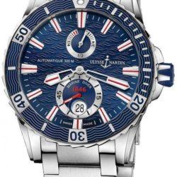 Ремонт часов Ulysse Nardin 263-10-7M/93 Maxi Marine Diver Steel в мастерской на Неглинной