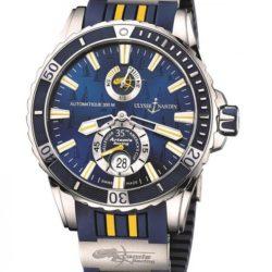 Ремонт часов Ulysse Nardin 263-10LE-3/93-Artemis Maxi Marine Diver 44 mm в мастерской на Неглинной