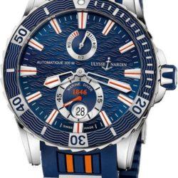 Ремонт часов Ulysse Nardin 263-10LE-3/953-BQ Maxi Marine Diver Diver 2014 в мастерской на Неглинной