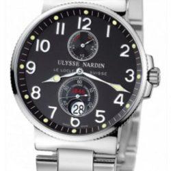 Ремонт часов Ulysse Nardin 263-66-7/62 Maxi Marine Chronometer 41mm Steel в мастерской на Неглинной