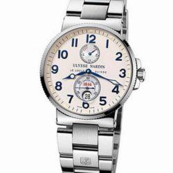 Ремонт часов Ulysse Nardin 263-66-7M Maxi Marine Chronometer 41mm Marine Collection в мастерской на Неглинной