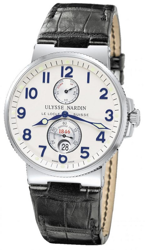 если часы ulysse nardin maxi marine chronometer оригинал поэтому лучше