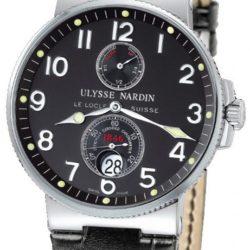 Ремонт часов Ulysse Nardin 263-66/62 Maxi Marine Chronometer 41mm Steel в мастерской на Неглинной