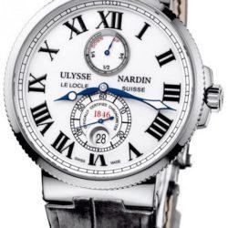 Ремонт часов Ulysse Nardin 263-67/40 Maxi Marine Chronometer 43mm Steel в мастерской на Неглинной