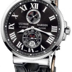 Ремонт часов Ulysse Nardin 263-67/42 Maxi Marine Chronometer 43mm Steel в мастерской на Неглинной