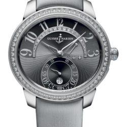 Ремонт часов Ulysse Nardin 3100-125B/592 Jade White Gold в мастерской на Неглинной