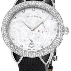 Ремонт часов Ulysse Nardin 3100-125BC02/991 Jade WG Diamonds в мастерской на Неглинной