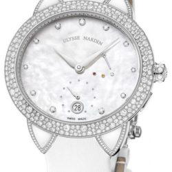 Ремонт часов Ulysse Nardin 3100-125BC/991 Jade WG Diamonds в мастерской на Неглинной