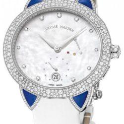 Ремонт часов Ulysse Nardin 3100-125BCLL/991 Jade WG Diamonds в мастерской на Неглинной