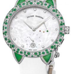 Ремонт часов Ulysse Nardin 3100-126BC/991 Jade WG Diamonds в мастерской на Неглинной