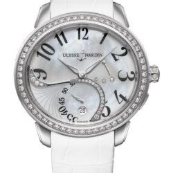 Ремонт часов Ulysse Nardin 3103-125B/591 Jade Steel в мастерской на Неглинной