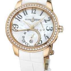 Ремонт часов Ulysse Nardin 3106-125B/591 Jade Jewellery в мастерской на Неглинной
