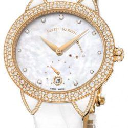Ремонт часов Ulysse Nardin 3106-125BC/991 Jade RG Diamonds в мастерской на Неглинной