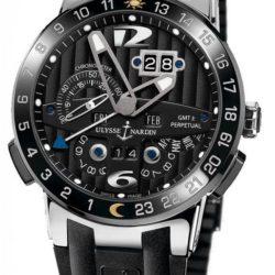 Ремонт часов Ulysse Nardin 320-00-3 Perpetual Calendar El Toro / Black Toro в мастерской на Неглинной