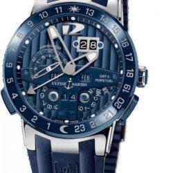 Ремонт часов Ulysse Nardin 320-00-3/BQ Perpetual Calendar 43 mm в мастерской на Неглинной
