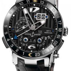 Ремонт часов Ulysse Nardin 320-00 Perpetual Calendar El Toro / Black Toro в мастерской на Неглинной
