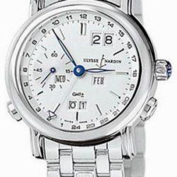 Ремонт часов Ulysse Nardin 320-22-8 Perpetual Calendar GMT в мастерской на Неглинной