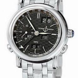 Ремонт часов Ulysse Nardin 320-22-8/92 Perpetual Calendar GMT в мастерской на Неглинной