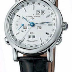 Ремонт часов Ulysse Nardin 320-22 Perpetual Calendar GMT в мастерской на Неглинной