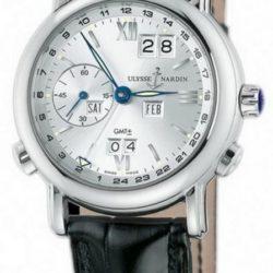 Ремонт часов Ulysse Nardin 320-22/31 Perpetual Calendar GMT в мастерской на Неглинной