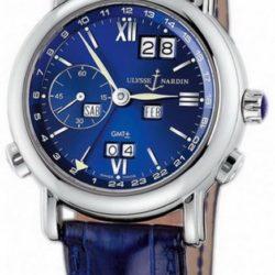 Ремонт часов Ulysse Nardin 320-22/33 Perpetual Calendar GMT в мастерской на Неглинной