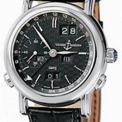 Ремонт часов Ulysse Nardin 320-22/92 Perpetual Calendar GMT в мастерской на Неглинной