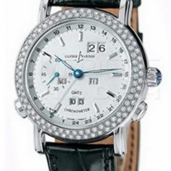 Ремонт часов Ulysse Nardin 320-28 Perpetual Calendar GMT в мастерской на Неглинной