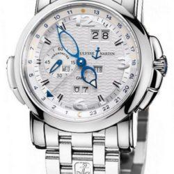Ремонт часов Ulysse Nardin 320-60-8/60 Perpetual Calendar GMT в мастерской на Неглинной