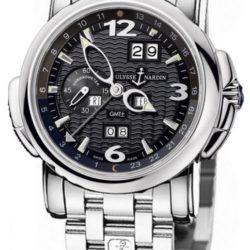 Ремонт часов Ulysse Nardin 320-60-8/62 Perpetual Calendar GMT в мастерской на Неглинной