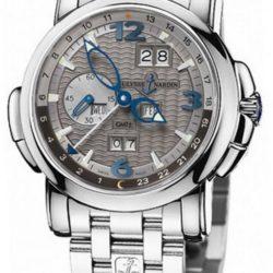 Ремонт часов Ulysse Nardin 320-60-8/69 Perpetual Calendar GMT в мастерской на Неглинной