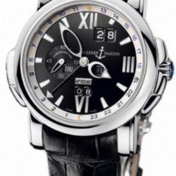 Ремонт часов Ulysse Nardin 320-60/32 Perpetual Calendar GMT Limited Edition в мастерской на Неглинной