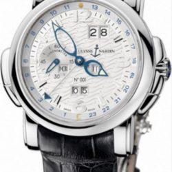 Ремонт часов Ulysse Nardin 320-60/60 Perpetual Calendar GMT в мастерской на Неглинной
