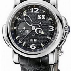 Ремонт часов Ulysse Nardin 320-60/62 Perpetual Calendar GMT в мастерской на Неглинной