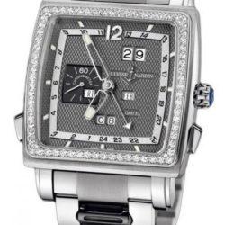 Ремонт часов Ulysse Nardin 320-90-8M/69 Quadrato Quadrato Dual Time Perpetual в мастерской на Неглинной