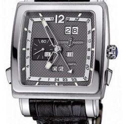Ремонт часов Ulysse Nardin 320-90/69 Quadrato Quadrato Dual Time в мастерской на Неглинной